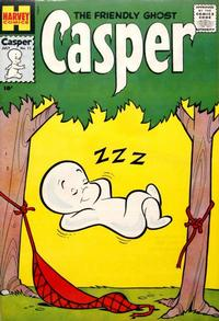 Cover Thumbnail for The Friendly Ghost, Casper (Harvey, 1958 series) #11