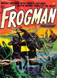 Cover Thumbnail for Frogman Comics (Hillman, 1952 series) #v1#7