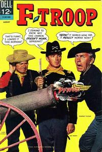 Cover Thumbnail for F-Troop (Dell, 1966 series) #1