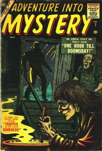 Cover Thumbnail for Adventure Into Mystery (Marvel, 1956 series) #7