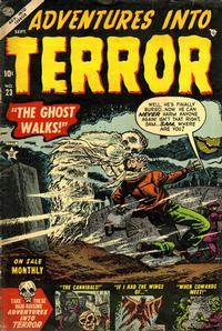 Cover Thumbnail for Adventures into Terror (Marvel, 1951 series) #23