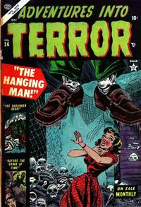 Cover for Adventures Into Terror (1951 series) #26