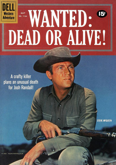 Cover for Four Color (Dell, 1942 series) #1164 - Wanted: Dead or Alive