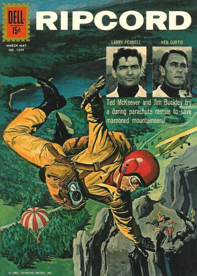 Cover for Four Color (Dell, 1942 series) #1294