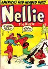 Cover for Nellie the Nurse (Marvel, 1945 series) #27