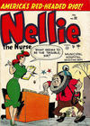 Cover for Nellie the Nurse (Marvel, 1945 series) #32