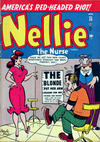 Cover for Nellie the Nurse (Marvel, 1945 series) #33