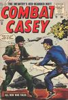 Cover for Combat Casey (Marvel, 1953 series) #21