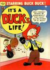 Cover for It's a Duck's Life (Marvel, 1950 series) #6