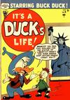 Cover for It's a Duck's Life (Marvel, 1950 series) #9