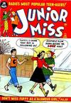 Cover for Junior Miss (Marvel, 1947 series) #39