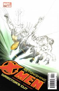 Cover Thumbnail for Astonishing X-Men Director's Cut (Marvel, 2004 series) #1