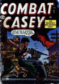 Cover Thumbnail for Combat Casey (Marvel, 1953 series) #6