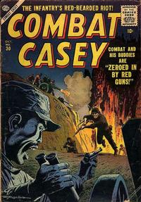 Cover Thumbnail for Combat Casey (Marvel, 1953 series) #30