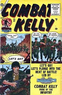 Cover Thumbnail for Combat Kelly (Marvel, 1951 series) #31