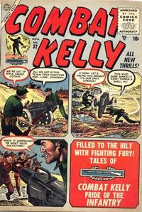 Cover Thumbnail for Combat Kelly (Marvel, 1951 series) #32