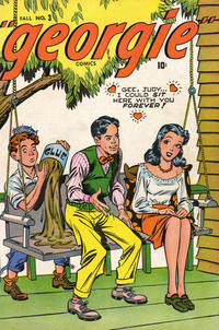 Cover Thumbnail for Georgie Comics (Marvel, 1945 series) #3