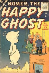 Cover Thumbnail for Homer, the Happy Ghost (Marvel, 1955 series) #8