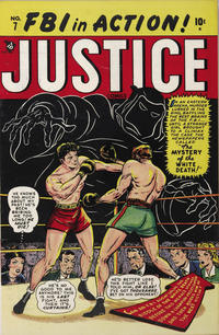 Cover Thumbnail for Justice (Marvel, 1947 series) #7 [1]