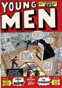 Cover Thumbnail for Young Men (Marvel, 1950 series) #5