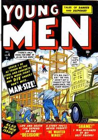 Cover Thumbnail for Young Men (Marvel, 1950 series) #6