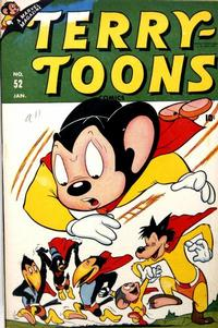 Cover Thumbnail for Terry-Toons Comics (Marvel, 1942 series) #52