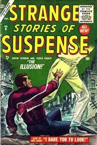 Cover Thumbnail for Strange Stories of Suspense (Marvel, 1955 series) #6