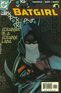Cover Thumbnail for Batgirl (DC, 2000 series) #43