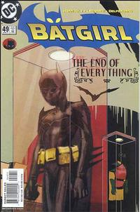 Cover for Batgirl (DC, 2000 series) #49