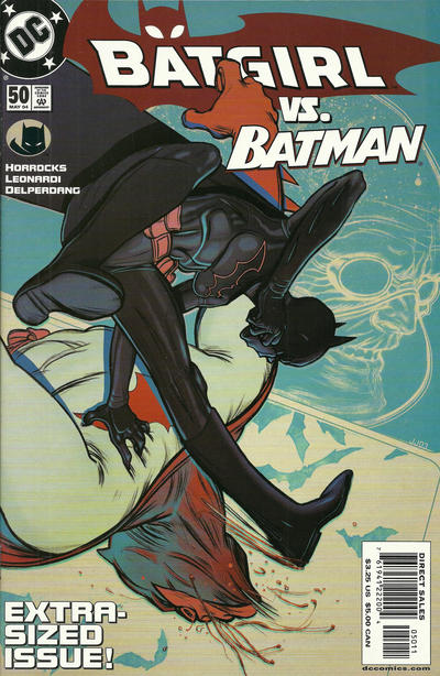 Cover for Batgirl (2000 series) #50