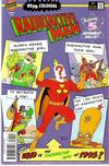 Cover for Radioactive Man (Bongo, 1995 series) #1