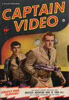 Cover for Captain Video (Fawcett, 1951 series) #1