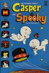 Cover for Casper and Spooky (Harvey, 1972 series) #2