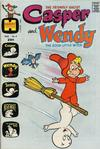 Cover for Casper and Wendy (Harvey, 1972 series) #4