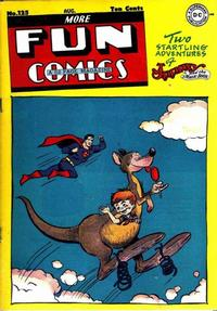 Cover Thumbnail for More Fun Comics (DC, 1936 series) #125