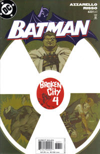 Cover Thumbnail for Batman (DC, 1940 series) #623