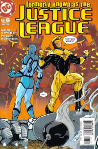 Cover Thumbnail for Formerly Known As the Justice League (DC, 2003 series) #6