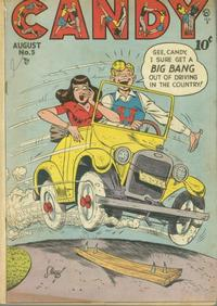 Cover Thumbnail for Candy (Quality Comics, 1947 series) #5