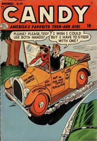 Cover Thumbnail for Candy (Quality Comics, 1947 series) #44