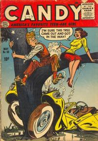 Cover Thumbnail for Candy (Quality Comics, 1947 series) #63