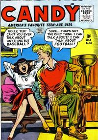 Cover Thumbnail for Candy (Quality Comics, 1947 series) #64