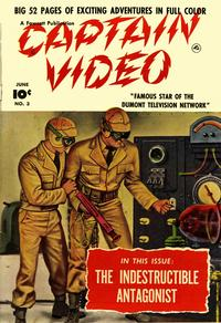 Cover Thumbnail for Captain Video (Fawcett, 1951 series) #3