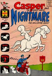 Cover Thumbnail for Casper & Nightmare (Harvey, 1964 series) #11