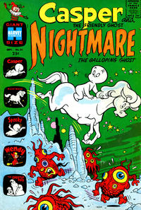 Cover Thumbnail for Casper & Nightmare (Harvey, 1964 series) #21