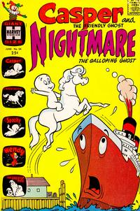 Cover Thumbnail for Casper & Nightmare (Harvey, 1964 series) #24
