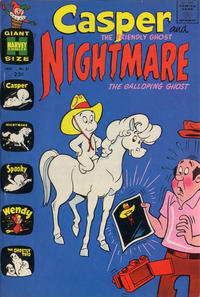 Cover Thumbnail for Casper & Nightmare (Harvey, 1964 series) #31