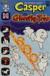Cover Thumbnail for Casper and the Ghostly Trio (Harvey, 1972 series) #5