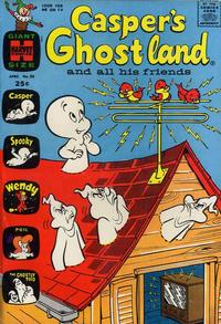 Cover Thumbnail for Casper's Ghostland (Harvey, 1959 series) #29