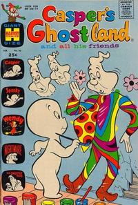 Cover Thumbnail for Casper's Ghostland (Harvey, 1959 series) #46