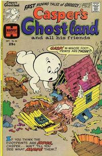 Cover Thumbnail for Casper's Ghostland (Harvey, 1959 series) #86